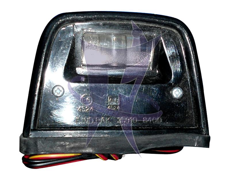Lamp Assy Licens Number Plate EII Mehran